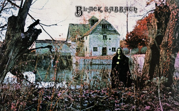 Black Sabbath Debut Album Evil Woman On Cover