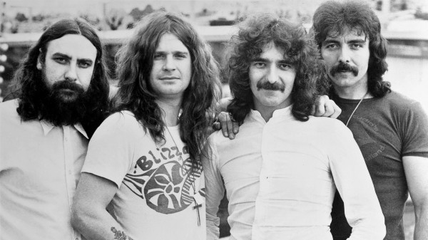 Black Sabbath In The 70's Hd Wallpaper