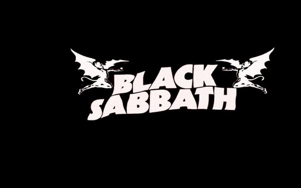 Black Sabbath Metal Logo Vector Wallpaper