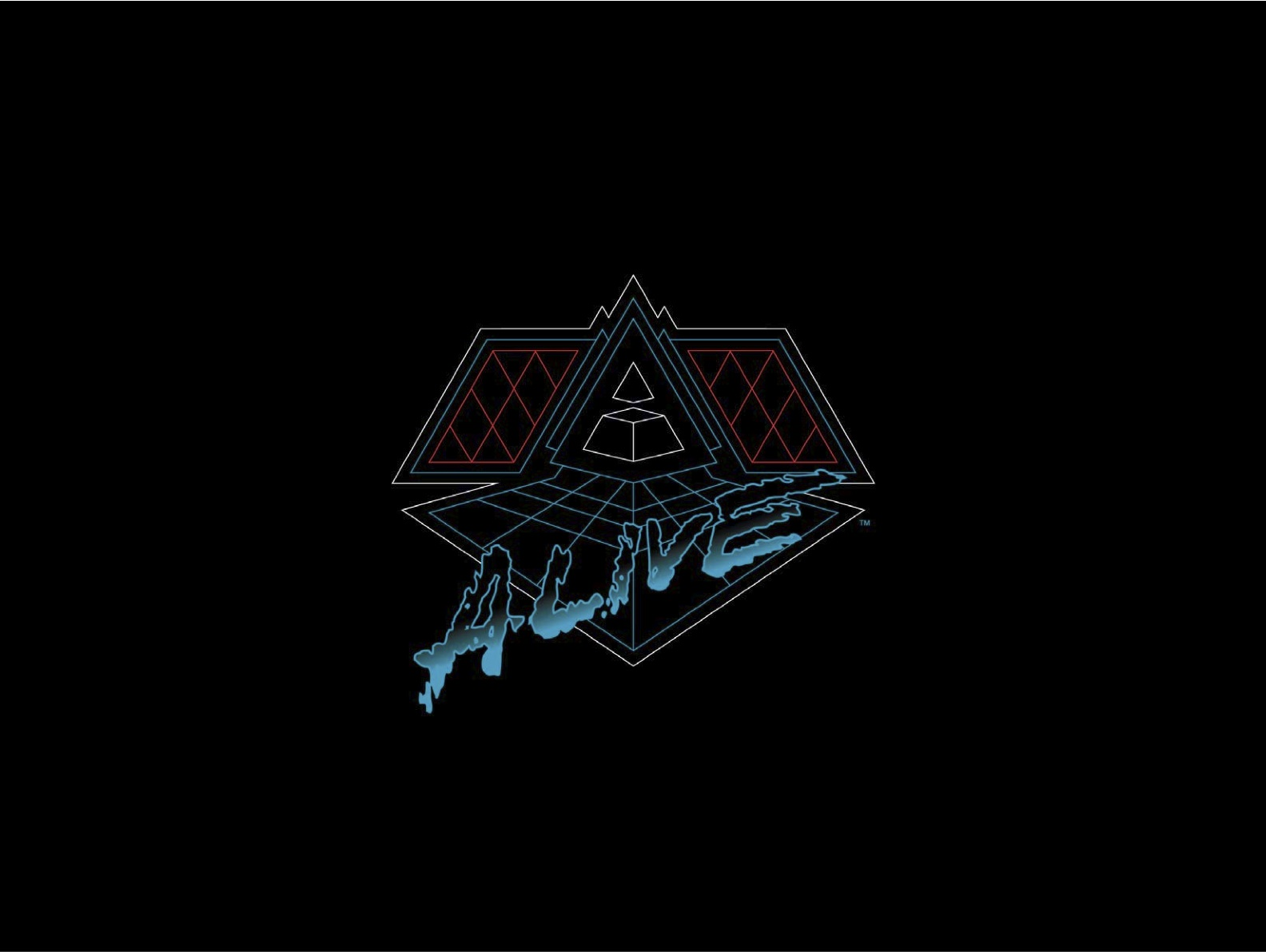 Daft Punk Alive Wallpaper