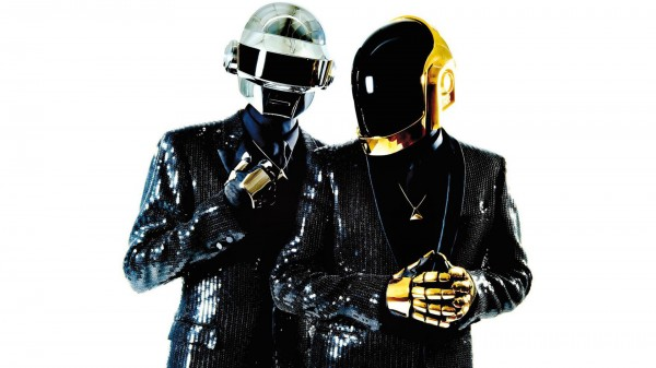 Daft Punk Leather Jacket Wallpaper