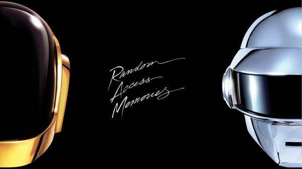 Daft Punk Random Access Memories Cover Album Wallpaper