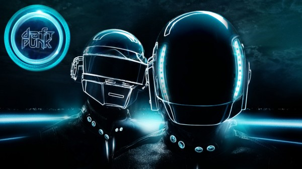 Daft Punk Tron Legacy Wallpaper
