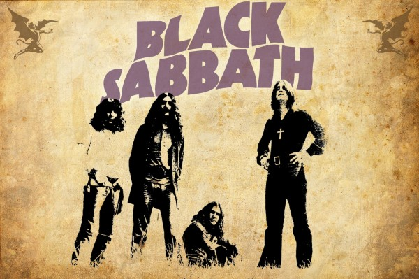 Great Black Sabbath Wallpaper For Desktop