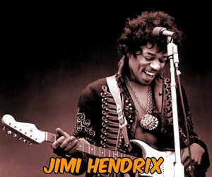 Jimi Hendrix Wallpaper