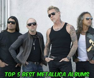 Metallica Small Photo
