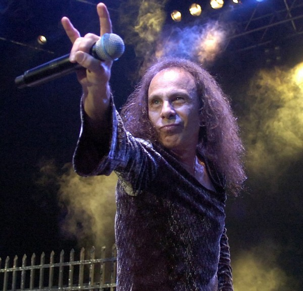 Ronnie James Dio Large Photo Wallpaper