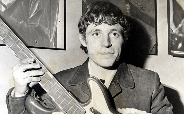 Young Jack Bruce From Cream