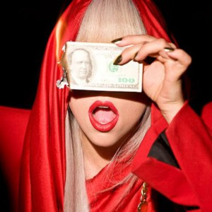 Pop artists blinded by money