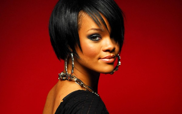 Rihanna haircut wallpaper 2015