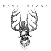 royal blood royal blood album art
