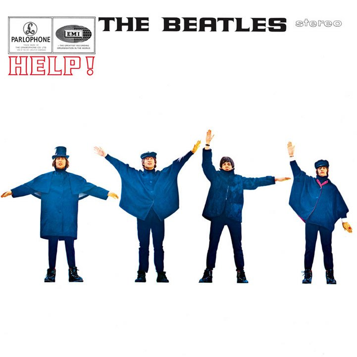 The Beatles - Help! - YouTube