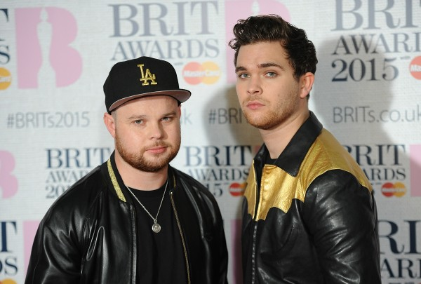 Royal Blood brit awards 2015