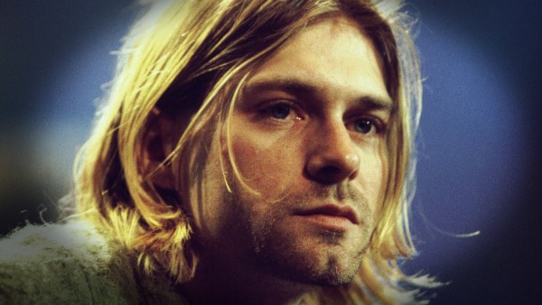 Kurt Cobain Face Hair Look And Beard