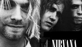 Nirvana Band Large Wallpaper Background