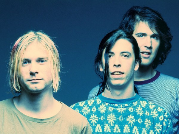Nirvana Blue Hd Wallpaper