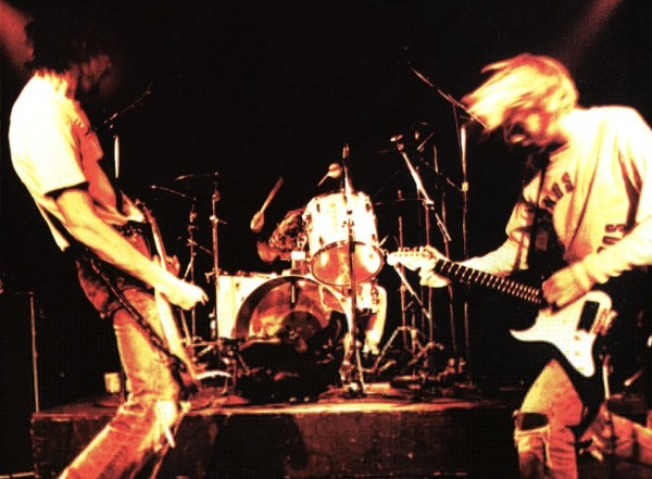 Nirvana Live Concert Wallpaper