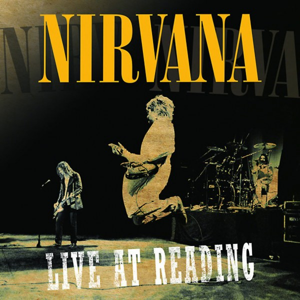 Nirvana Live at Reading Wallpaper