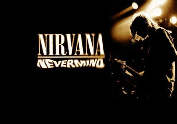 Nirvana Nevermind Wallpaper