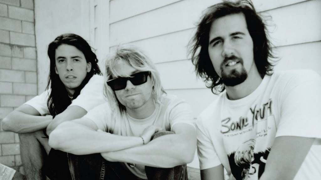 Nirvana Sonic Youth Shirt Wallpaper