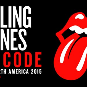 The Rolling Stones Tour cover poster