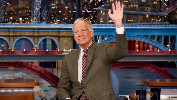 david letterman retirement announcement final late show