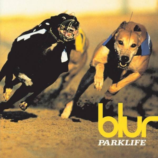 Blur Parklife Cover Album Wallpaper