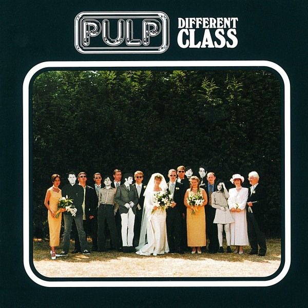 Pulp A Different Class Cover Album Wallpaper