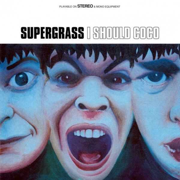 Supergrass I Should Coco Cover Album Wallpaper