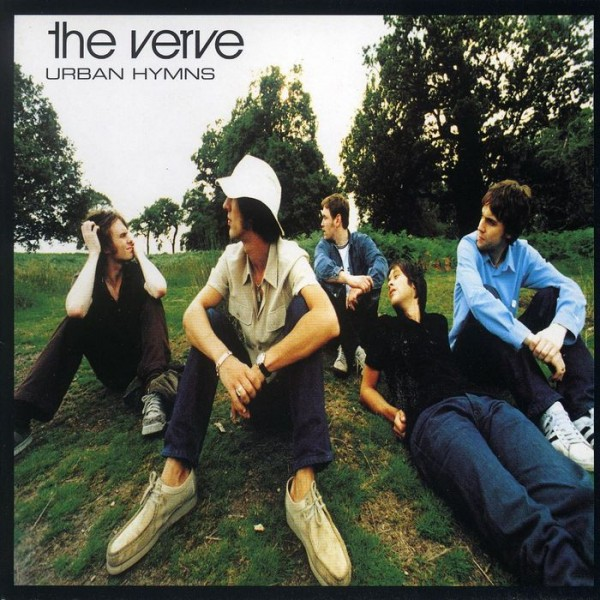 The Verve Urban Hymns Cover Album Wallpaper