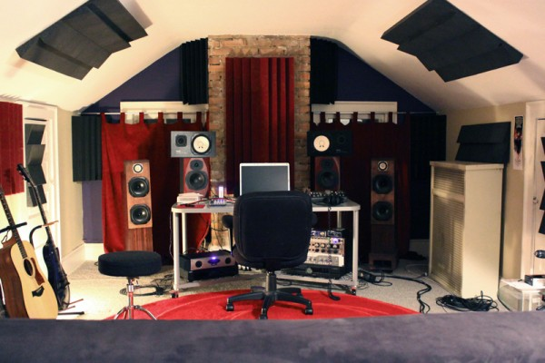 good acoustic room