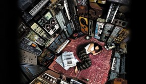music-studio-funky-music-wallpaper