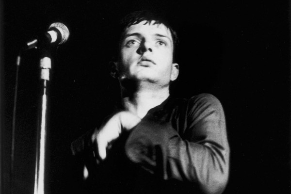 ian curtis dance moves