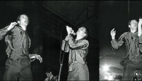 ian curtis dance moves poster
