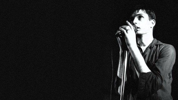 ian curtis large wallpaper
