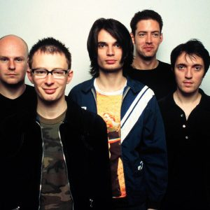 Radiohead group photo