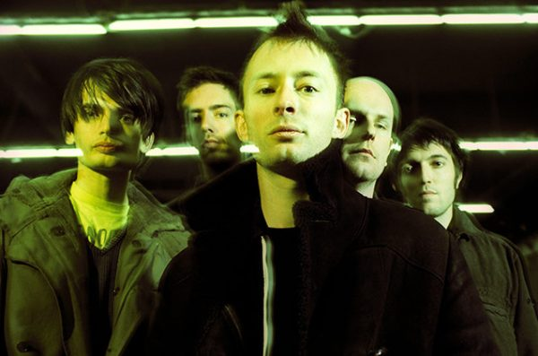 Radiohead iconic pop rock band