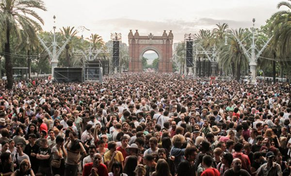 Primavera Sound Barcelona Spain